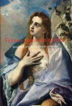 versos para un pintor: antologia poetica dedicada al greco-9788495453785