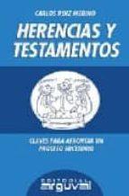 herencias y testamentos-carlos ruiz merino-9788495948885