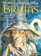 el magico mundo de las brujas-r. rosaspini reynolds-maximo morales-9788495973085