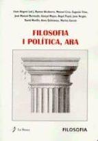 Descarga gratuita de libros electrónicos para iPod touch Filosofia i politica, ara