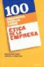 Descargar libros electrónicos en inglés gratis 100 Preguntas basicas sobre etica de la empresa