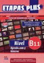 etapas plus nivel b1.1   libro del alumno 9788498482485