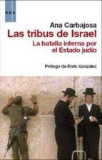 las tribus de israel-ana carbajosa-9788498679885