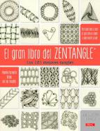 el gran libro del zentangle beate winkler 9788498745085