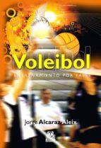 voleibol: entrenamiento por fases-jorge alcaraz aleix-9788499100685
