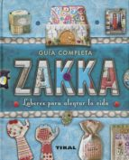 zakka: labores para alegrar la vida 9788499283685