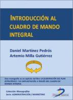 introducción al cuadro de mando integral (ebook)-daniel martinez pedros-artemio milla gutiérrez-9788499694085