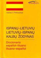 diccionario español-lituano lituano español-valdas v. petrauskas-9789986465485