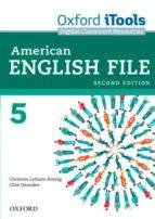 american english file 5 itools 2ed-9780194775595
