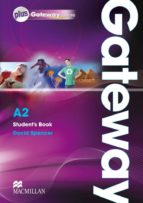 gateway a2 student´s book-david spencer-9780230417595
