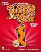 tiger 1º primary activity book (n/e) 9780230476295