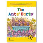 macmillan children s readers: 3 the ants  party (int) 9781405057295