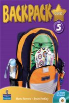 backpack gold 5 (student´s book & cd rom pack) 9781408245095