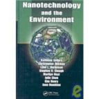 nanotechnology and the environment-kathleen sellers-christopher mackay-9781420060195