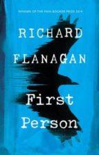 first person richard flanagan 9781784742195