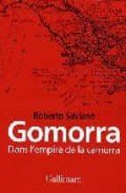gomorra: dans l empire de la camorra-roberto saviano-9782070782895