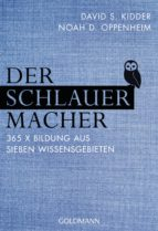 der schlauermacher (ebook)-david s. kidder-noah d. oppenheim-9783641229795