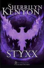 styxx (cazadores oscuros 23)-sherrilyn kenyon-9788401342295