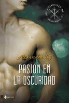 los guardianes de la eternidad. pasión en la oscuridad (ebook)-alexandra ivy-9788408026495