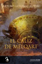 el caliz de melqart-arturo gonzalo aizpiri-9788415415695