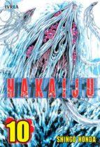 El libro de Hakaiju nº 10 autor SHINGO HONDA DOC!