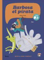 barbosa el pirata-jorge gonzalez-9788416114795