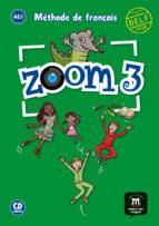 zoom 3: livre de l eleve + cd. a2.1 9788416657995