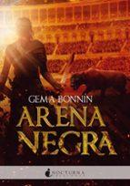 arena negra-gema bonnin sanchez-9788416858095