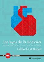 las leyes de la medicina (ebook)-siddhartha mukherjee-9788416990795