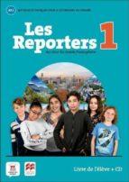 les reporters 1 a1.1 livre l élève +cd-9788417260095