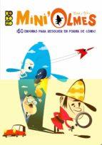 mini olmes: ¡60 enigmas para resolver en forma de comic! 9788417722395