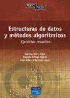 estructuras de datos y metodos algoritmicos-narciso marti-yolanda ortega-9788420538495