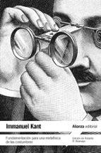 fundamentacion para una metafisica de las costumbres immanuel kant 9788420608495