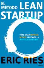 el metodo de lean startup eric ries 9788423409495