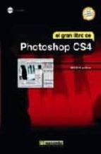 el gran libro de photoshop cs4 (incluye cd)-9788426715395