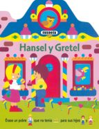 hansel y gretel (casitas de carton)-9788430534395