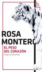 el peso del corazon-rosa montero-9788432224195