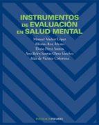instrumentos de evaluacion en salud mental 9788436816495