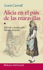 alicia en el pais de las maravillas-lewis carroll-9788441411395