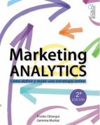 marketing analytics tristan elosegui figueroa gemma muñoz vera 9788441537095
