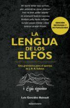 la lengua de los elfos (ebook)-luis gonzález b.-9788445005095