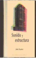 sonido y estructura (incluye cd rom) john paynter 9788446012795