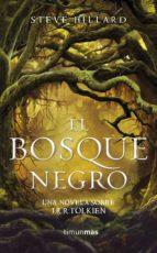 El libro de El bosque negro autor STEVE HILLARD DOC!