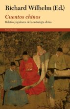 (pe) cuentos chinos-richard wilhelm-9788449327995