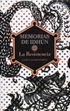 memorias de idhun. la resistencia-laura gallego garcia-9788467502695