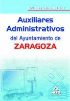 AUXILIARES ADMINISTRATIVOS DEL AYUNTAMIENTO DE ZARAGOZA. PRUEBA INFORMATICA