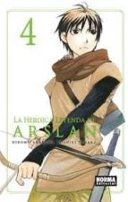 la heroica leyenda de arslan 4 yoshiki tanaka hiromu arakawa 9788467923995
