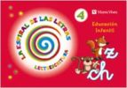 la espiral de las letras lectoescritura 4 infantil-9788468202495