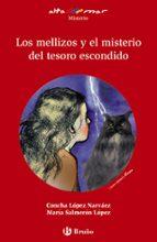 los mellizos y el misterio del tesoro escondido-concha lopez narvaez-maria salmeron lopez-9788469600795