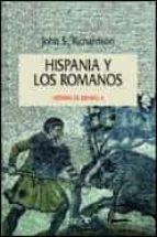 historia de españa (vol.ii): hispania y los romanos-john s. richardson-9788474238495